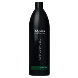 Kapous Professional - Шампунь для всех типов волос с ароматом ментола 1000 мл
