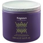 Kapous Professional Macadamia Oil - Маска для волос с маслом макадамии, 500 мл.