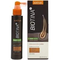 Kativa Biotina 3 Hair Tonic - Тоник против выпадения волос с биотином, 100 млKativa Biotina 3 Hair Tonic - Тоник против выпадения волос с биотином, 100 мл купить по низкой цене с доставкой по Москве и регионам в интернет-магазине ProfessionalHair.<br>