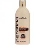 Kativa Keratina Balsamo - Бальзам-кондиционер укрепляющий для всех типов волос с кератином, 500 мл