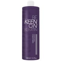 Keen Keratin Silber Shampoo - Шампунь для волос, Серебристый, 1000 млKeen Keratin Silber Shampoo - Шампунь для волос, Серебристый, 1000 мл купить по низкой цене с доставкой по Москве и регионам в интернет-магазине ProfessionalHair.<br>
