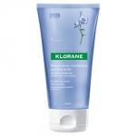 Klorane Conditioning Balm With Flax Fiber - Бальзам с экстрактом льняного волокна, 150 мл.