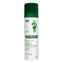 Klorane Dry Shampoo With Nettle - Шампунь сухой с экстрактом крапивы, 50 мл.