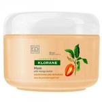 Klorane Nourishing And Repairing Mask - Маска с маслом финика, 150 мл.