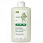Klorane Shampoo with oat milk - Шампунь с Овсом для частого применения, 400 мл