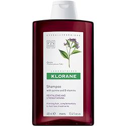 Klorane Shampoo With Quinine - Шампунь с экстрактом Хинина укрепляющий, 400 мл.