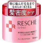 Kracie - Глубоковосстанавливающая маска для поврежденных волос после окрашивания и химической завивки, 250 г