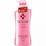 Kracie Resche Damage Care System Conditioner - Кондиционер для поврежденных волос, 550 мл.