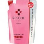 Kracie Resche Damage Care System Shampoo Pack - Шампунь для поврежденных волос, 400 мл.