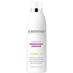 La Biosthetique Hair Shampoo Protection Couleur Blonde 32 - Шампунь для окрашенных волос, 200 мл.