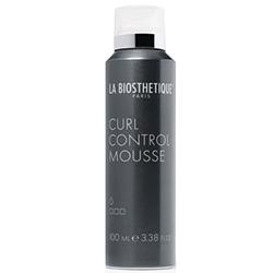 La Biosthetique Curl Control Mousse - Гелевая пенка для вьющихся волос, 100 мл.