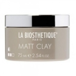La Biosthetique Matt Clay - Структурирующая и моделирующая паста, 75 мл.