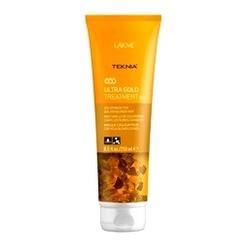 Lakme Ultra Gold Treatment - Средство для поддержания оттенка окрашенных волос Золотистый, 250 мл