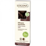 Logona Color Creme Herbal Hair Colour Teak - Крем-краска для волос, тон Тик, 150 мл