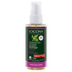 Logona Reparation Intense - Масло для волос восстанавливающее, 75 мл