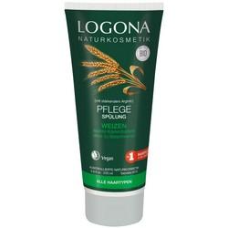 Logona Wheat Protein Hair Conditioner - Кондиционер для волос с протеинами пшеницы, 200 мл