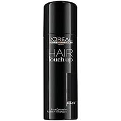 L'Oreal Professionnel Hair Touch Up Black - Профессиональный консилер для волос Черный, 75 мл.