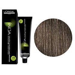 L'Oreal Professionnel INOA ODS2 - Краска для волос 7.11, Блондин пепельный интенсивный, 60 мл.