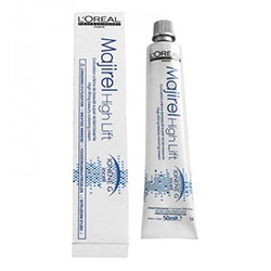 L'Oreal Professionnel Majirel High Lift - Краска для волос, тон Золотисто-перламутровый, 50 мл.