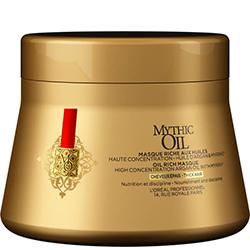 L'Oreal Professionnel Mythic Oil - Питательная маска на основе масел для плотных волос, 200 мл.