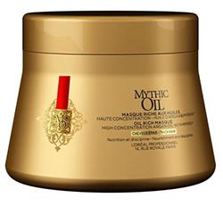 L'Oreal Professionnel Mythic Oil - Питательная маска на основе масел для плотных волос, 500 мл.