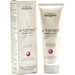 L'Oreal Professionnel X-tenso Moisturist - Крем выпрямляющий для непослушных волос, 250 мл