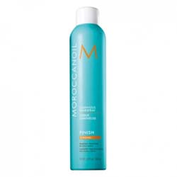 Moroccanoil Luminous Hair Spray - Лак сияющий для волос сильной фиксации, 330мл