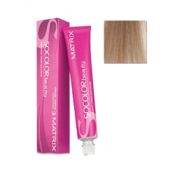 Matrix Socolor.beauty - Крем-краска перманентная Соколор Бьюти 10AV очень-очень светлый блондин пепельно-перламутровый 90 мл