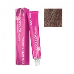 Matrix Socolor.beauty - Крем-краска перманентная Соколор Бьюти 4BC шатен коричнево-медный 90 мл