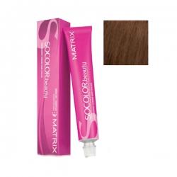 Matrix Socolor.beauty - Крем-краска перманентная Соколор Бьюти 5W теплый светлый шатен 90 мл