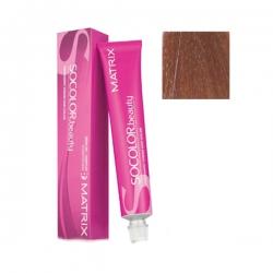 Matrix Socolor.beauty - Крем-краска перманентная Соколор Бьюти 7BC блондин коричнево-медный 90 мл