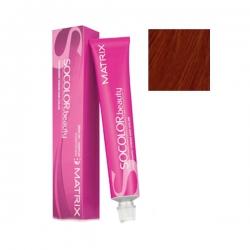Matrix Socolor.beauty - Крем-краска перманентная Соколор Бьюти 8CC светлый блондин глубокий медный 90 мл