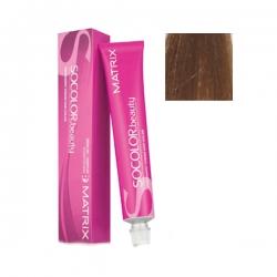 Matrix Socolor.beauty - Крем-краска перманентная Соколор Бьюти 8NW натуральный теплый светлый блондин 90 мл