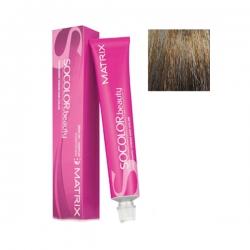 Matrix Socolor.beauty - Крем-краска перманентная Соколор Бьюти 8SP светлый блондин серебристый жемчужный 90 мл