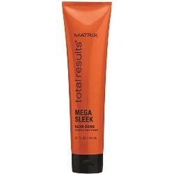 Matrix Total Results Mega Sleek Blow Down Cream- Крем разглаживающий с термозащитой, 150 мл