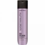 Matrix Total Results Color So Silver Obsessed Shampoo - Шампунь для поддержания холодного оттенка, 300 мл