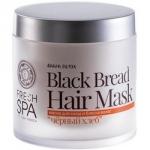 Natura Siberica Frech Spa Bania Detox - Маска для волос, Черный хлеб, 400 мл
