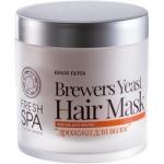 Natura Siberica Frech Spa Bania Detox - Маска для волос, Дрожжи для волос, 400 мл