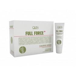 Ollin Professional Full Force Calming Serum For Sensitive Scalp - Успокаивающая сыворотка для чувствительной кожи головы, 10шт-15 мл.