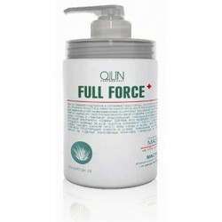 Ollin Professional Full Force Moisturizing Mask With Aloe Extract - Увлажняющая маска с алоэ, 650 мл.