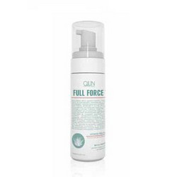 Ollin Professional Full Force Mousse-Peeling For Hair&Scalp With Aloe Extract - Мусс-пилинг для волос и кожи головы с экстрактом алоэ, 150 мл.