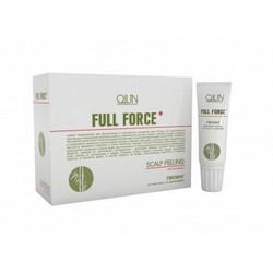 Ollin Professional Full Force Scalp Peeling With Bamboo Extract - Пилинг для кожи головы с бамбуком, 10шт, 15 мл.