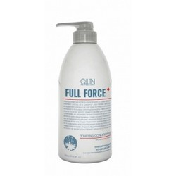 Ollin Professional Full Force Tonifying Conditioner With Purple Ginseng Extract - Тонизирующий кондиционер, 750 мл.