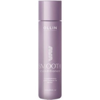 Ollin Smooth Hair Conditioner for smooth hair - Кондиционер для гладкости волос, 300 млOllin Smooth Hair Conditioner for smooth hair - Кондиционер для гладкости волос, 300 мл купить по низкой цене с доставкой по Москве и регионам в интернет-магазине ProfessionalHair.<br>