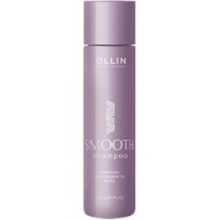 Ollin Smooth Hair Shampoo For Smooth Hair - Шампунь для гладкости волос, 300 млOllin Smooth Hair Shampoo For Smooth Hair - Шампунь для гладкости волос, 300 мл купить по низкой цене с доставкой по Москве и регионам в интернет-магазине ProfessionalHair.<br>