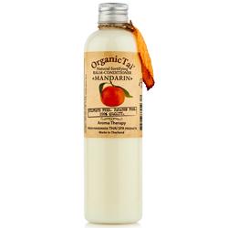 Organic Tai Natural Fortifying Balm-Conditioner Mandarin - Бальзам-кондиционер укрепляющий, для волос, 260 мл