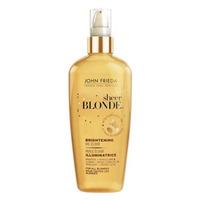 John Frieda Sheer Blonde - Масло - эликсир для сияния светлых волос 100 млJohn Frieda Sheer Blonde - Масло - эликсир для сияния светлых волос 100 мл купить по самой низкой цене с доставкой по Москве и регионам в интернет-магазине ProfessionalHair.<br>