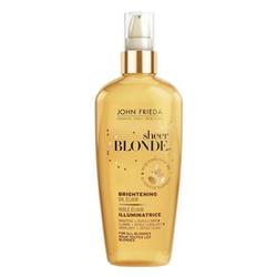 John Frieda Sheer Blonde - Масло - эликсир для сияния светлых волос 100 мл