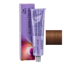 Wella Professionals Illumina Color - Стойкая крем-краска 5/35 Светло - коричневый золотисто - махагоновый 60 мл