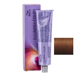 Wella Professionals Illumina Color - Стойкая крем-краска 5/43 Светло - коричневый красно - золотистый 60 мл